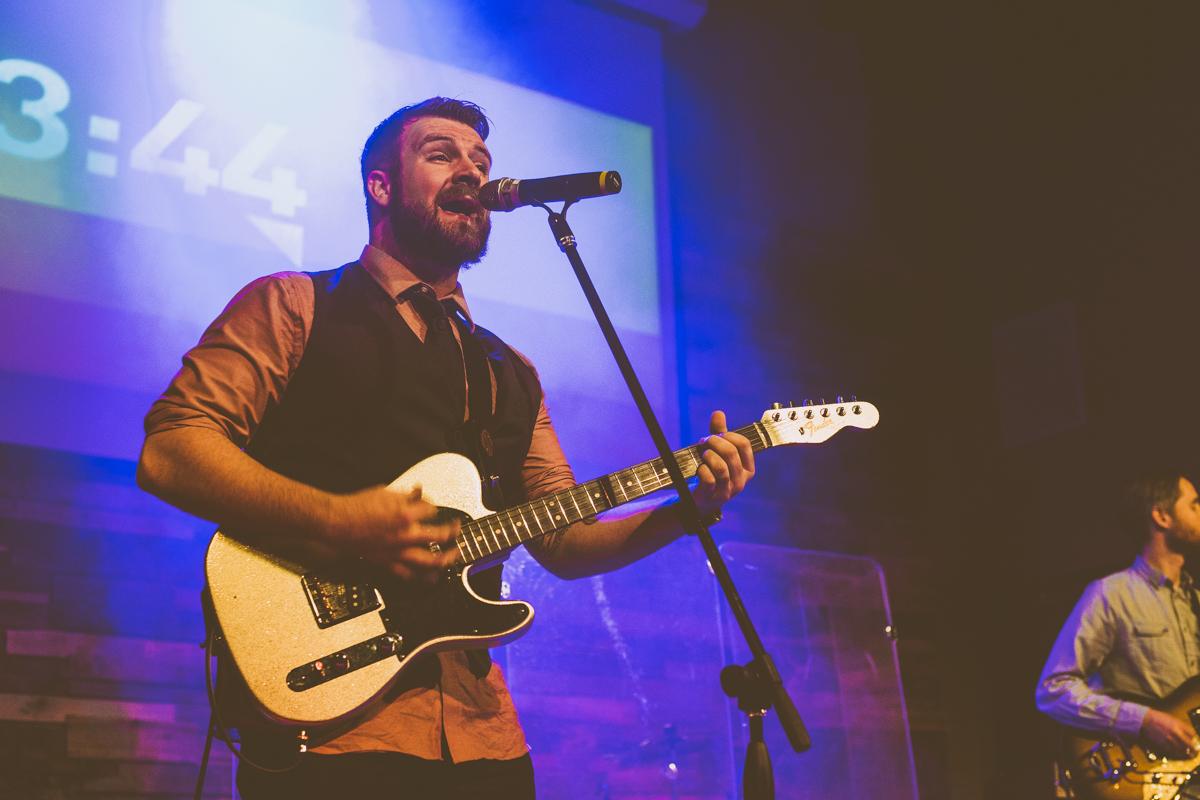 Worship Guitarist