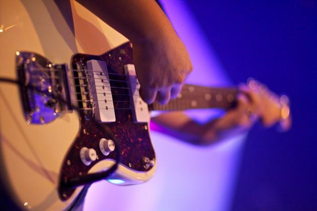 Fender Jazzmaster Worship Guitar