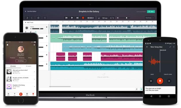 Band Lab Collaboration App