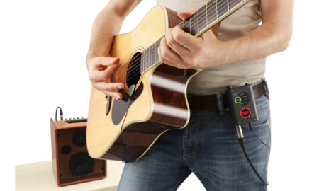 IK Multimedia iRig Acoustic Stage Belt Pack