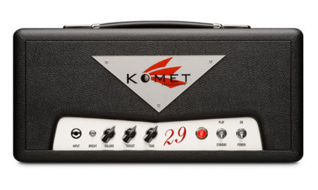 Komet 29 Amplifier Head