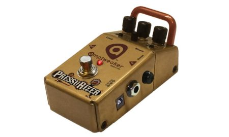 AmpTweaker PressuRizer Compressor Pedal Review Featured Image