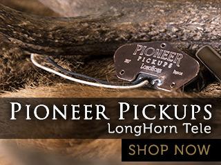 Pioneer LongHorn Tele (SB1,2,3,4)