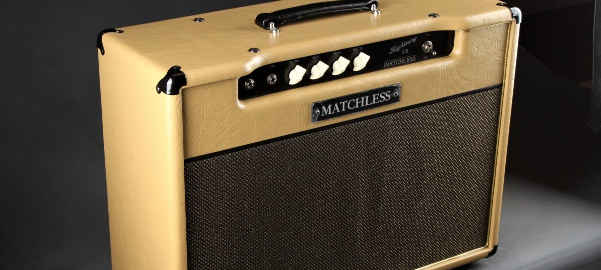 Matchless Lighting 1x12 Combo in Elk Tolex