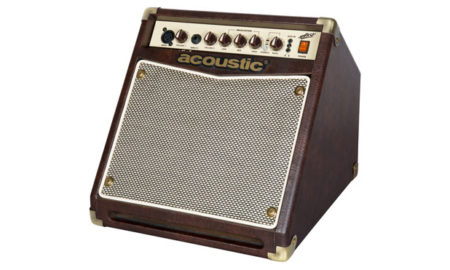Acoustic Introduces the A15V Amplifier