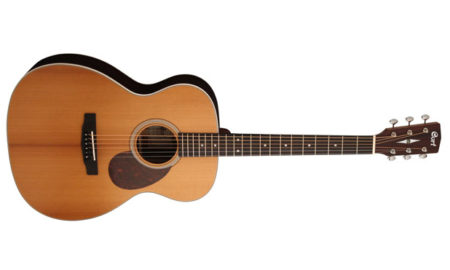 Cort Guitars Introduces the L200ATV Acoustic