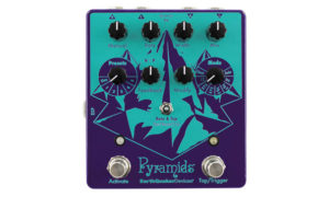 Earthquaker Pyramids Flanger