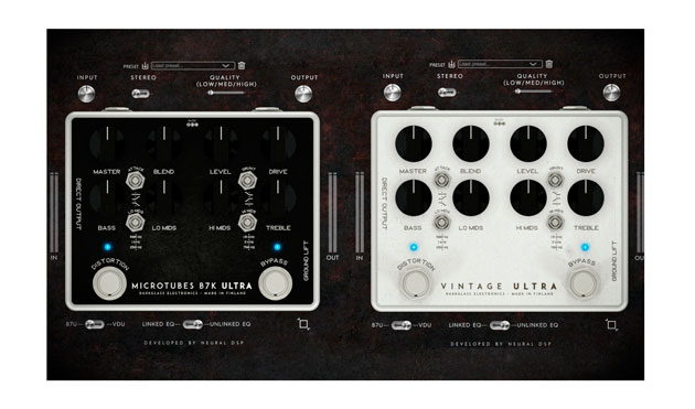 Neural DSP Unveils the Darkglass Ultra Plugins