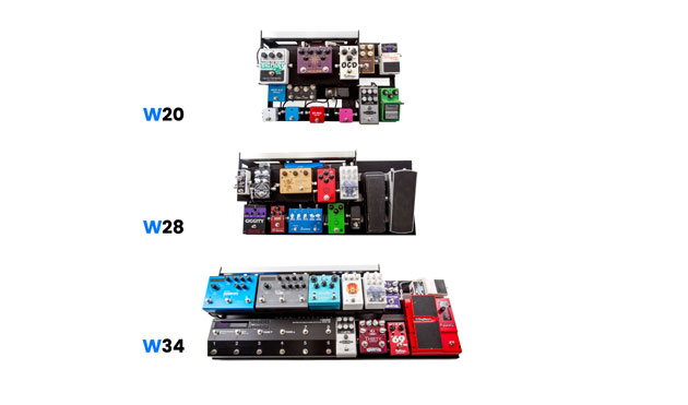 Waggi Unveils New Line of Pedalboards