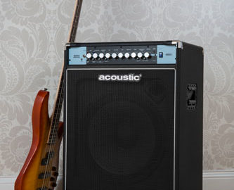 Acoustic Releases the B300C and B600C Bass Combos