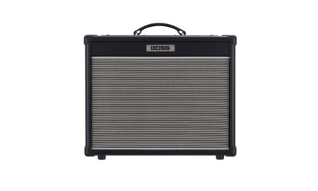 Boss Unveils the Nextone Artist and Nextone Stage Amps