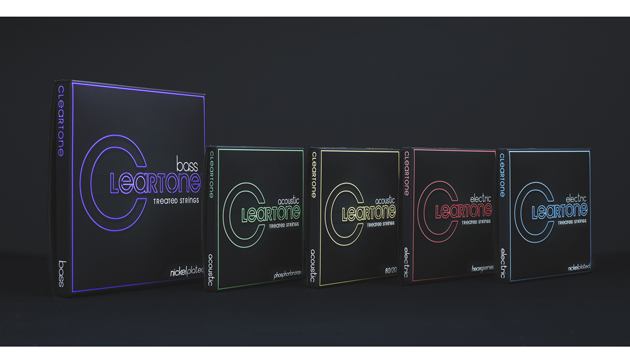 Cleartone Launches Redesigned Coated Strings