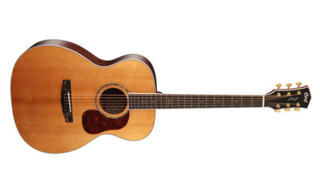 Cort Guitars Announces the Gold-O8