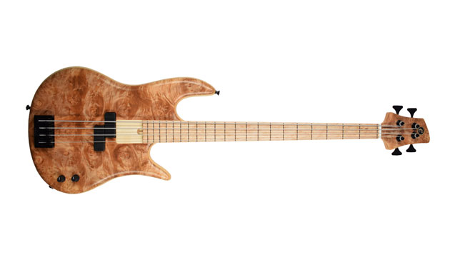 Elrick Unveils the Icon Bass