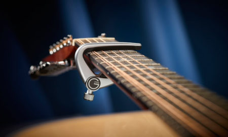 G7th Adds 12-String Capo Models