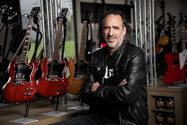 Gibson Announces New CEO