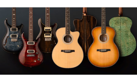 PRS Guitars Announces New 2019 Models