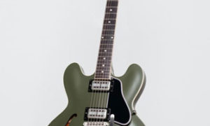Gibson Releases Limited-Edition Chris Cornell Tribute ES-335