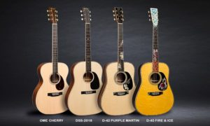 Martin Guitar to Debut New Models at Winter NAMM 2018