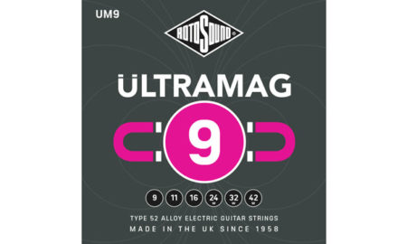 Rotosound Launches Ultramag Strings